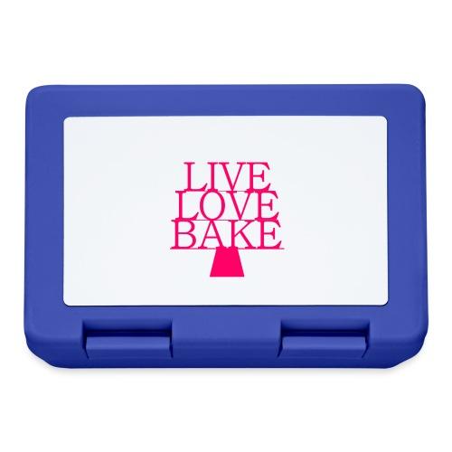 LiveLoveBake ekstra stor - Madkasse