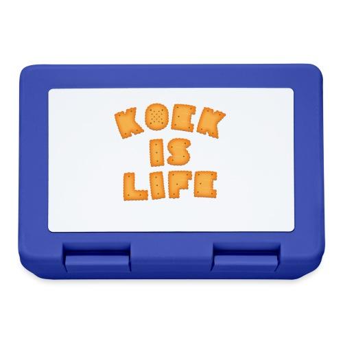 koek is life - Broodtrommel