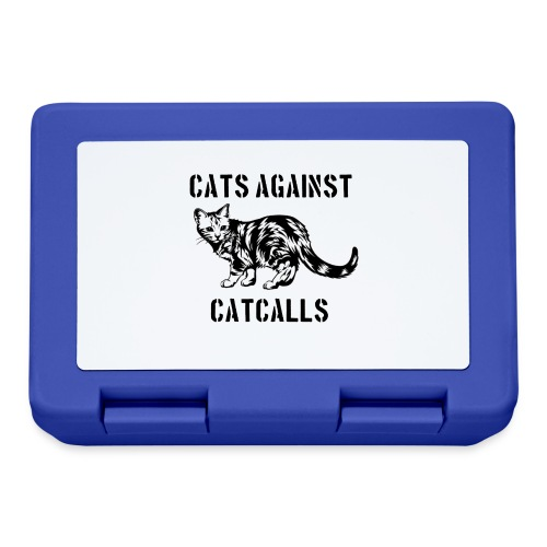 Cats against catcalls - Lunchbox