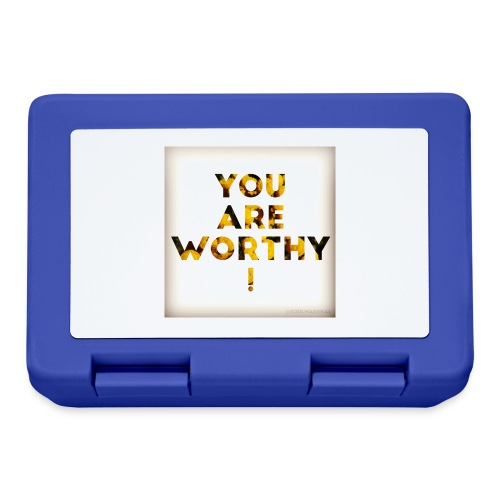 You Are Worthy - Eväsrasia