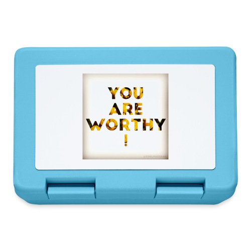You Are Worthy - Eväsrasia