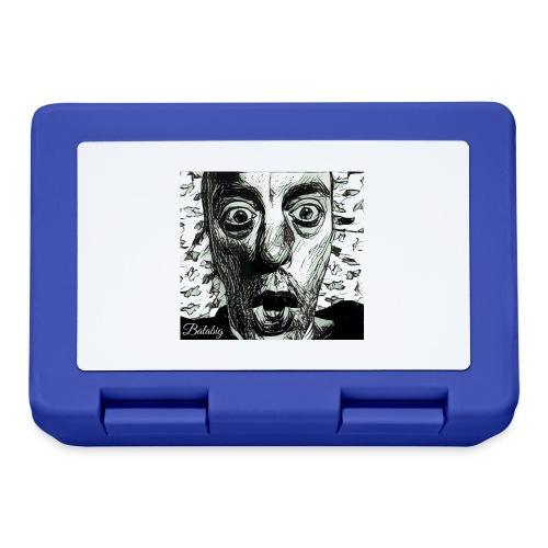 No fear - Lunch box