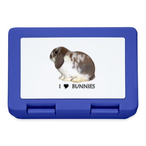 I Love Bunnies Luppis - Eväsrasia