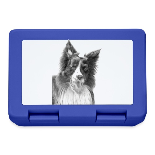 border collie 3 - Madkasse