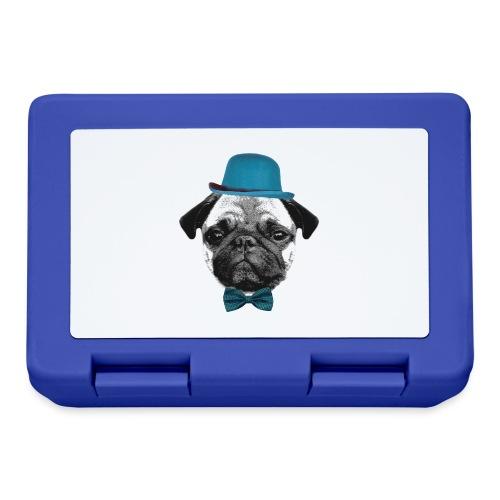 Mops Puppy - Brotdose