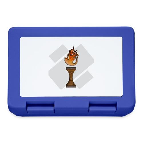 La Flamme de La Ilteam ! - Boîte à goûter.