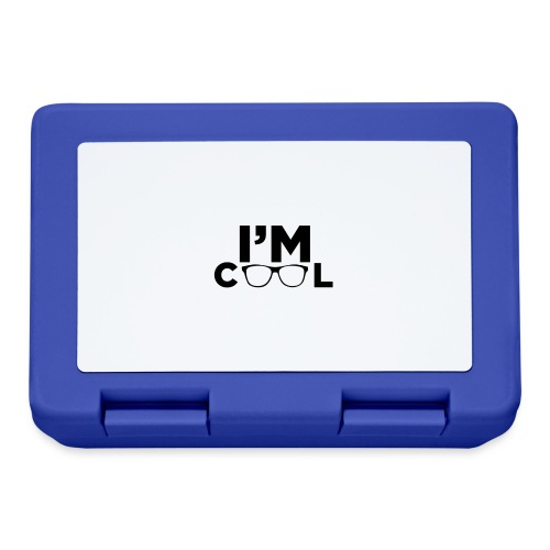 I'm Cool - Lunchbox
