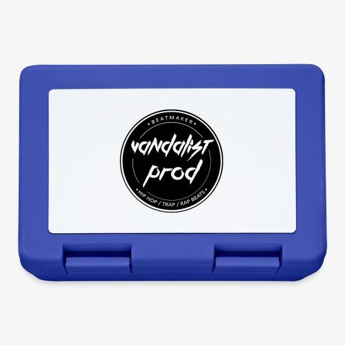 Logo Vandalist Prod - Boîte à goûter.