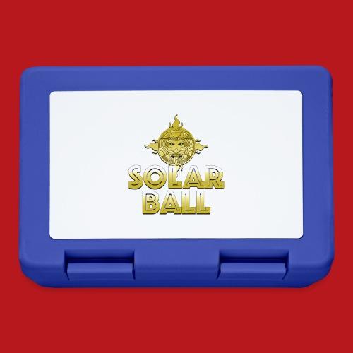 Solar Ball - Boîte à goûter.