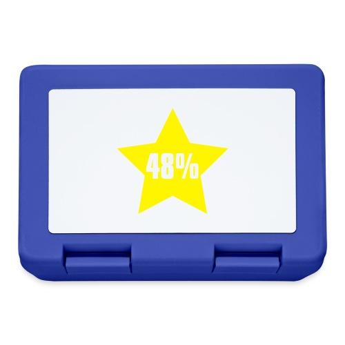 48% in Star - Lunchbox