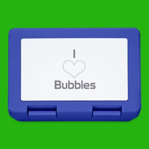 I Love Bubbles Shirt - Lunchbox