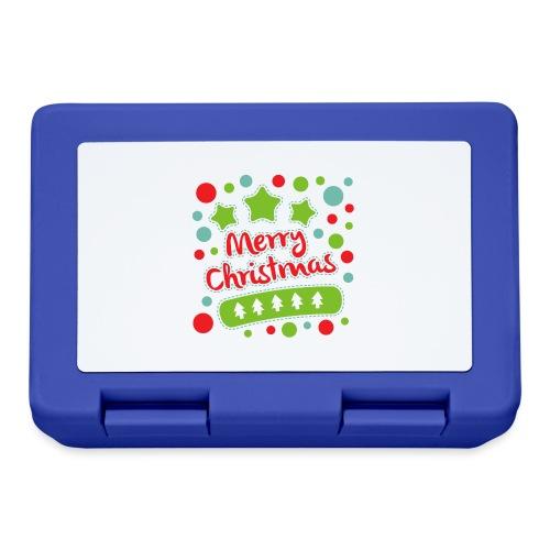 Merry Christmas - Lunchbox