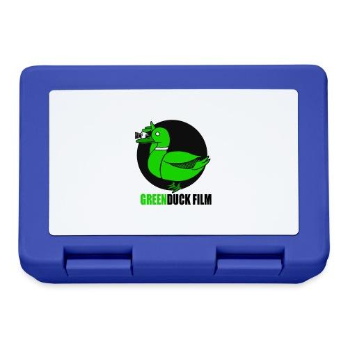 Greenduck Film Logo w. black letters - Madkasse