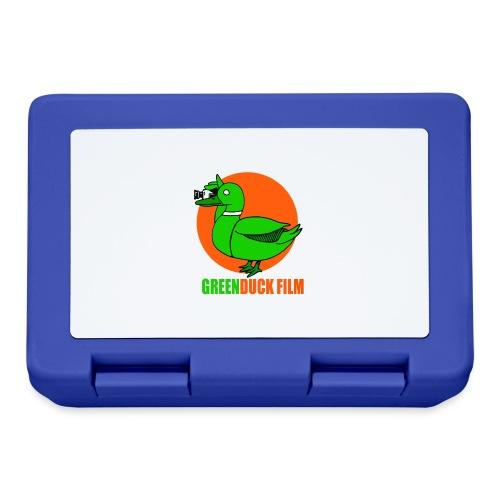 Greenduck Film Orange Sun Logo - Madkasse
