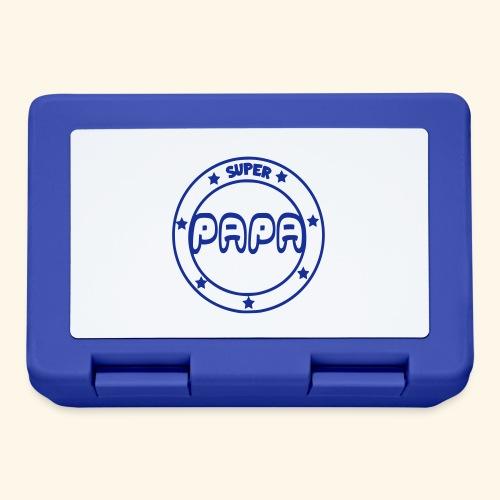 Super papa 001 - Broodtrommel