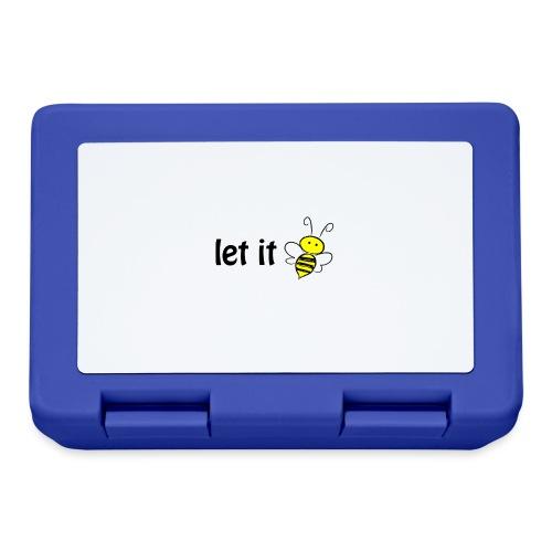 let it bee - Brotdose
