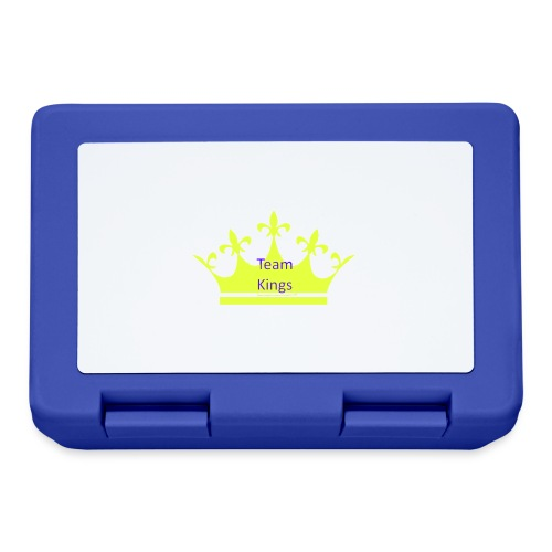 Team King Crown - Lunchbox