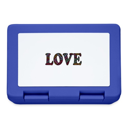 LOVE - Brotdose