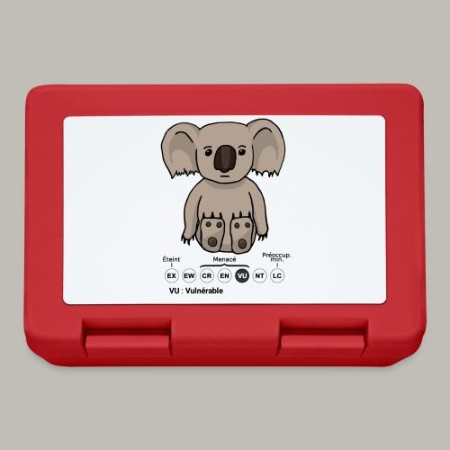 Koala & Co - Boîte à goûter.