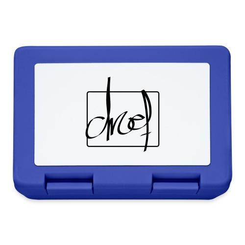 Droef.Gent logo zwart - Broodtrommel