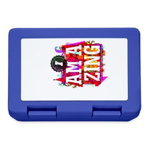 I am Amazing - Lunchbox