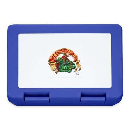 DiceMiniaturePaintGuy - Lunchbox