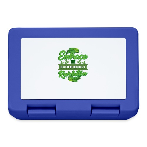 Embrace Eco Friendly Revolution - Lunchbox