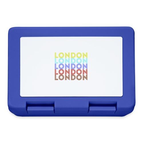 Vintage London Souvenir - Retro London - Brotdose