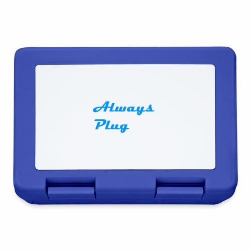 MattMonster Always Plug Merch - Lunchbox