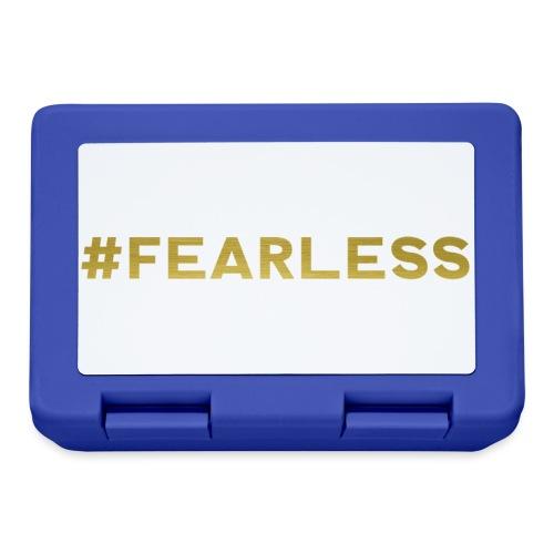 # FEARLESS Furchtlos für Gym workout und Freizeit - Brotdose