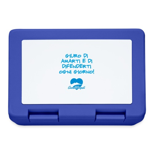 A tua difesa... - Lunch box