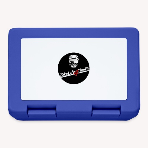 motorcycle Logo 2 - Lunchbox
