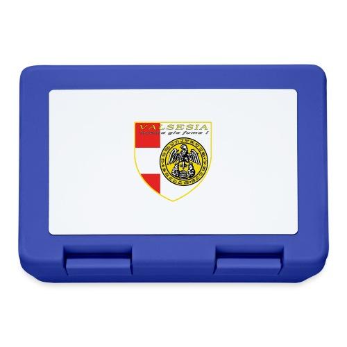 scudo simbolo comunità Valsesiana - Lunch box