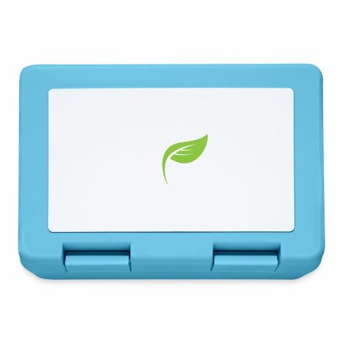 DrGreen Logo Symbol weiss grün - Brotdose
