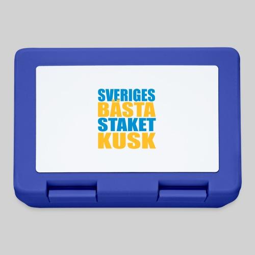 Sveriges bästa staketkusk! - Matlåda