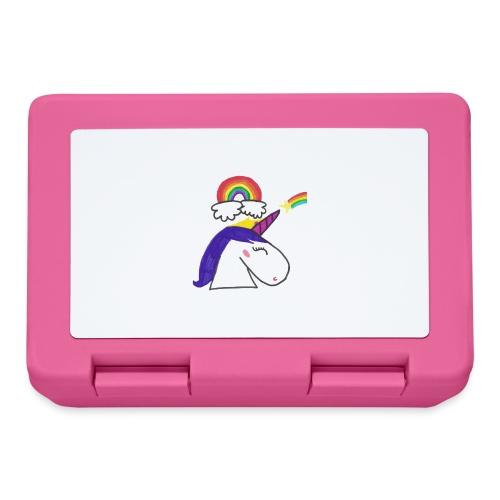 Unicorno arcobaleno - Lunch box