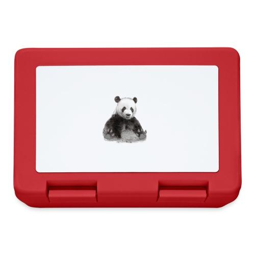 Panda - Boîte à goûter.