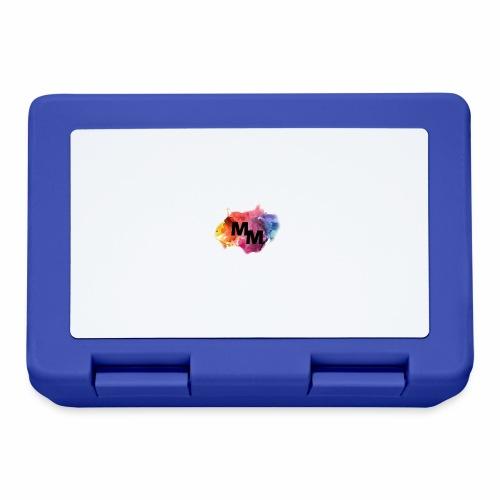 MattMonster Logo - Lunchbox