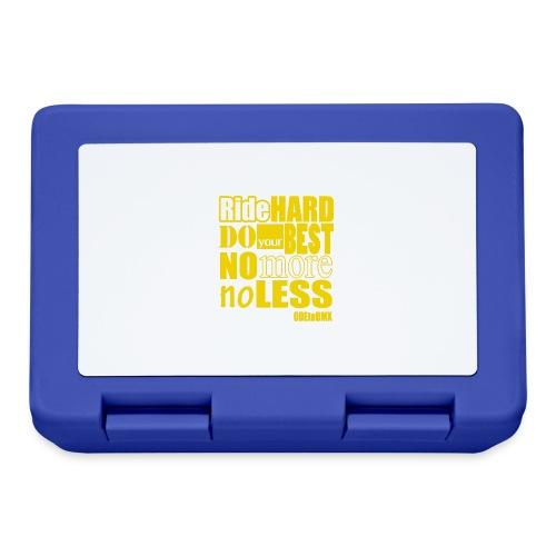 ridehard yellow - Lunchbox