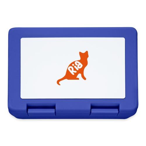 Team Ria Cat - Lunchbox