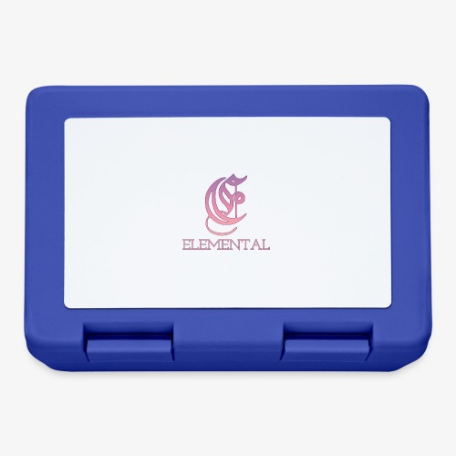 Elemental Pink - Lunchbox