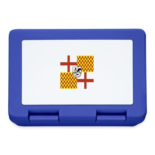 Bandera Tabarnia cuadrada - Fiambrera