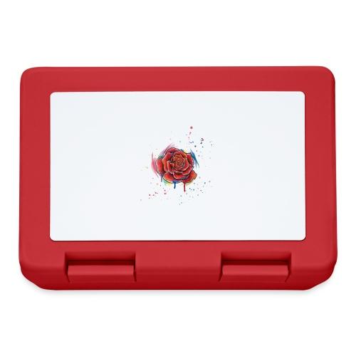Rose Watercolors Nadia Luongo - Lunch box