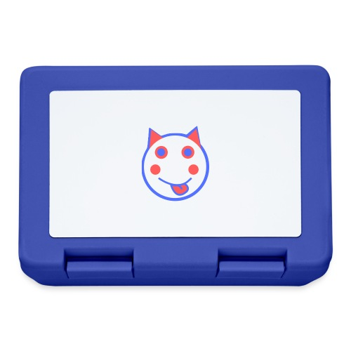 Red White And Blue - Alf Da Cat - Lunchbox
