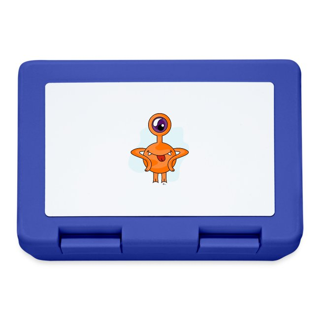 Petit Monstre Orange