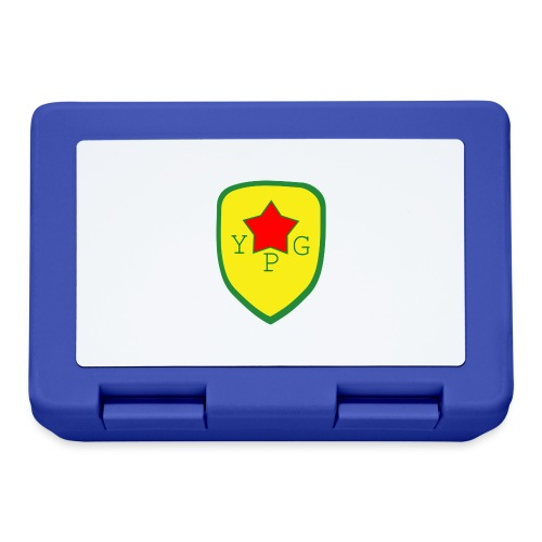 Unisex Red YPG Support Hoodie - Eväsrasia