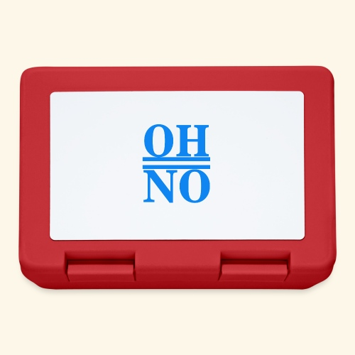 Oh no - Lunch box