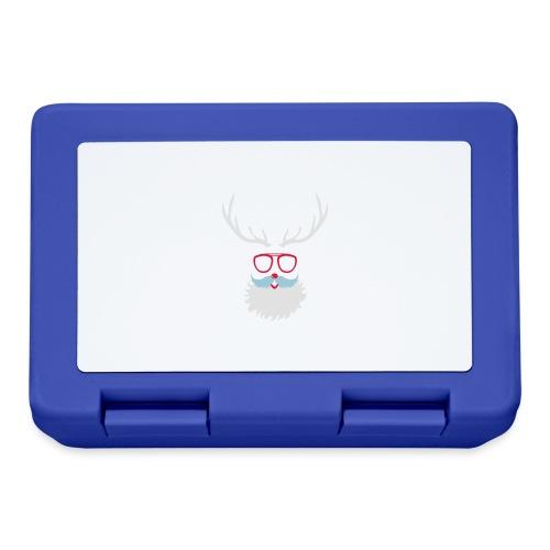 Santa Clauss Eye glasses - Boîte à goûter.