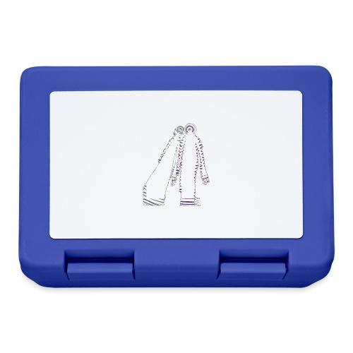 fatal charm - hi logo - Lunchbox
