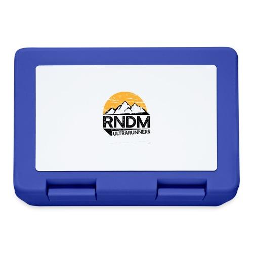 RndmULTRArunners T-shirt - Lunchbox